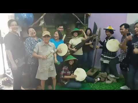Video 095 Grp Karaoke Oma Ester Karma 27 sd 29 Okt 2017
