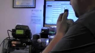 ham radio dx with agentina