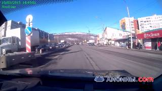Авария Мурманск ул. Беринга(http://www.hibiny.com/forum/viewtopic.php?p=514647#514647., 2015-03-11T07:48:12.000Z)