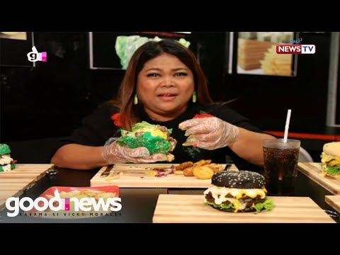 Good News: Maey Bautista, nag-food trip sa Dapitan!