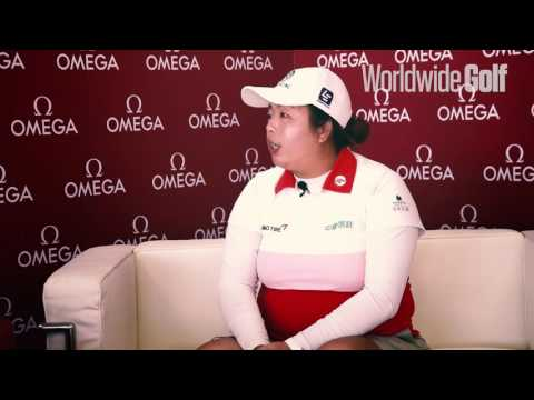 Shanshan Feng relishes tougher competition at the 2016 Omega Dubai Ladies Masters