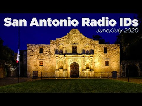 San Antonio AM-FM-HD Radio Station IDs (June/July 2020) from YouTube · Duration:  27 minutes 21 seconds