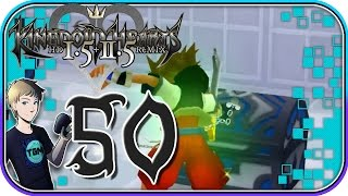 Kingdom Hearts 1.5 + 2.5 (PS4) - The Road To 4 Platinum Trophies! Part 50 - KH:COM Grinding