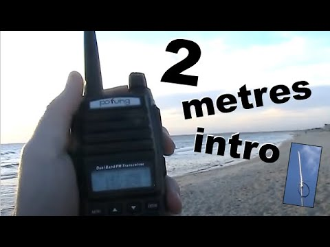 Foundation guide to the amateur radio two metre (144 MHz) band