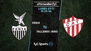 CA Fenix vs CA Talleres Remedios de Escalada full match