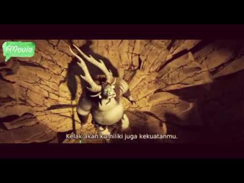 Oogway vs Kai (Kung Fu Panda 3) Subtitle Indonesia