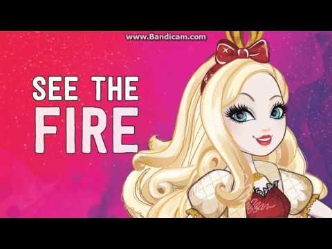 Новая песня эвер афтер хай\Power Princess Shining Bright