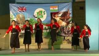 Kolusu   Thenni Thenni Dance Performance by MCH Girls @ MCH Onam 2015