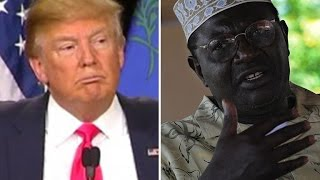 President Obama's Half-Brother Will Be Supporting Donald Trump at Debate