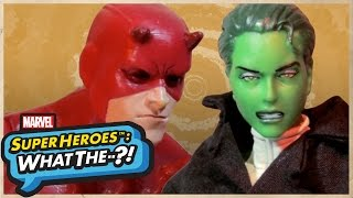 Daredevil Vs. She-Hulk - Marvel Super Heroes: What The--?! Ep. 33