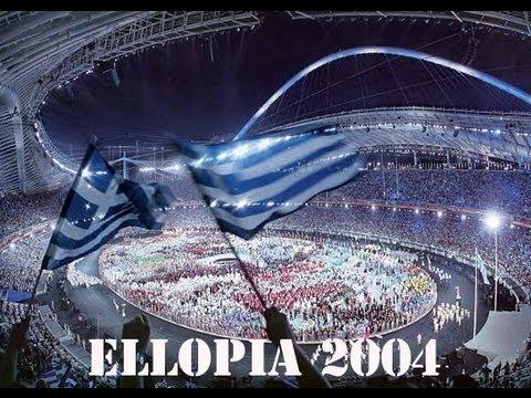 """""""Athens 2004"""" Ellopia at Olympics"""