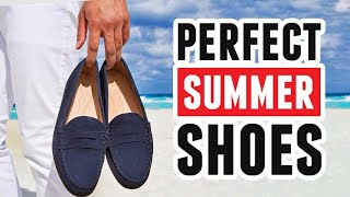 Perfect Summer Shoe Every Man Should Own? Hot Weather Footwear