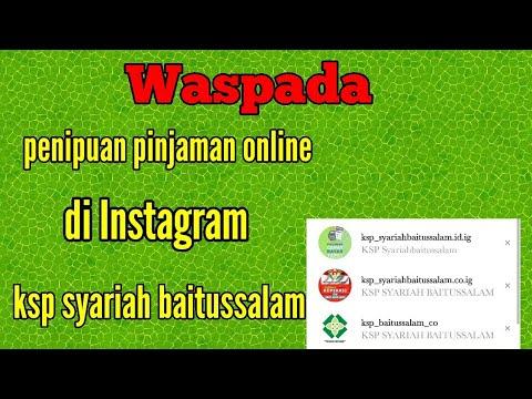 Ksp Syariah Baitussalam Youtube