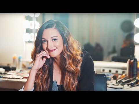 Camera Ready Makeup Tutorial by TV Host Grace | KISS NY Professional