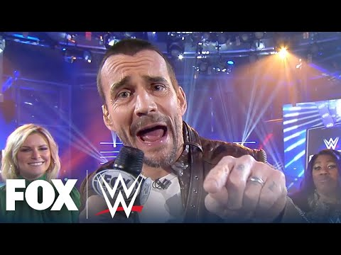 CM Punk cuts a promo on Tom Arnold in Social Media SmackDown   WWE BACKSTAGE   WWE ON FOX