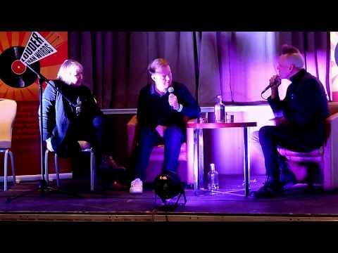 Edwyn Collins & Grace Maxwell  Louder Than Words Festival Manchester Palace Hotel 15 Nov 14