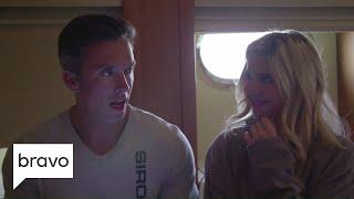 Below Deck Mediterranean: Hannah Gets Caught Texting a Charter Guest (Season 2, Episode 8) | Bravo