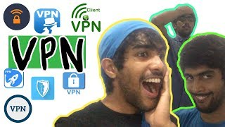 VPN - NAWRAN | How to use a VPN and Why?