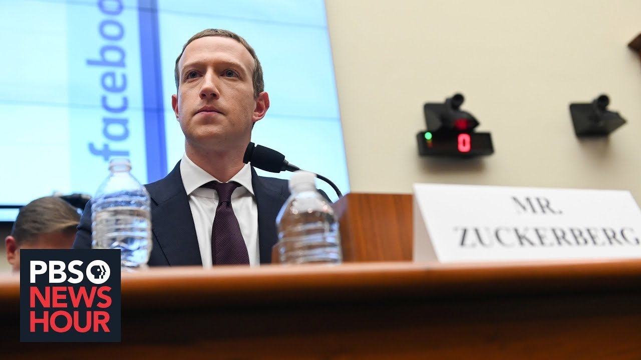 Zuckerberg's testimony left lawmakers just as concerned about libra ...