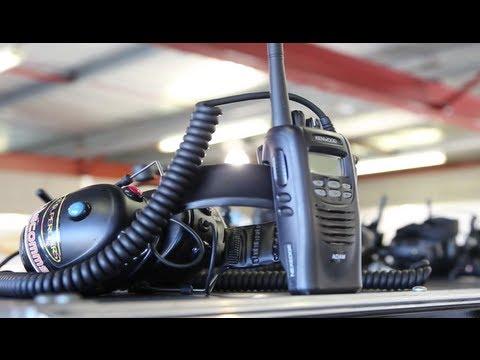 Crimsafe Talking Tech - Race Radio