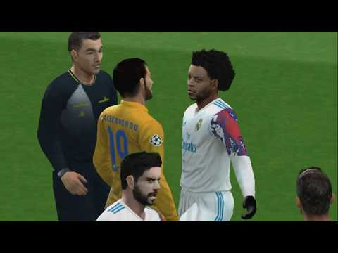 Ronaldo Tap Ins