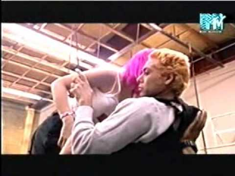 The Making of Ex-Girlfriend - No Doubt Music Video Part 1