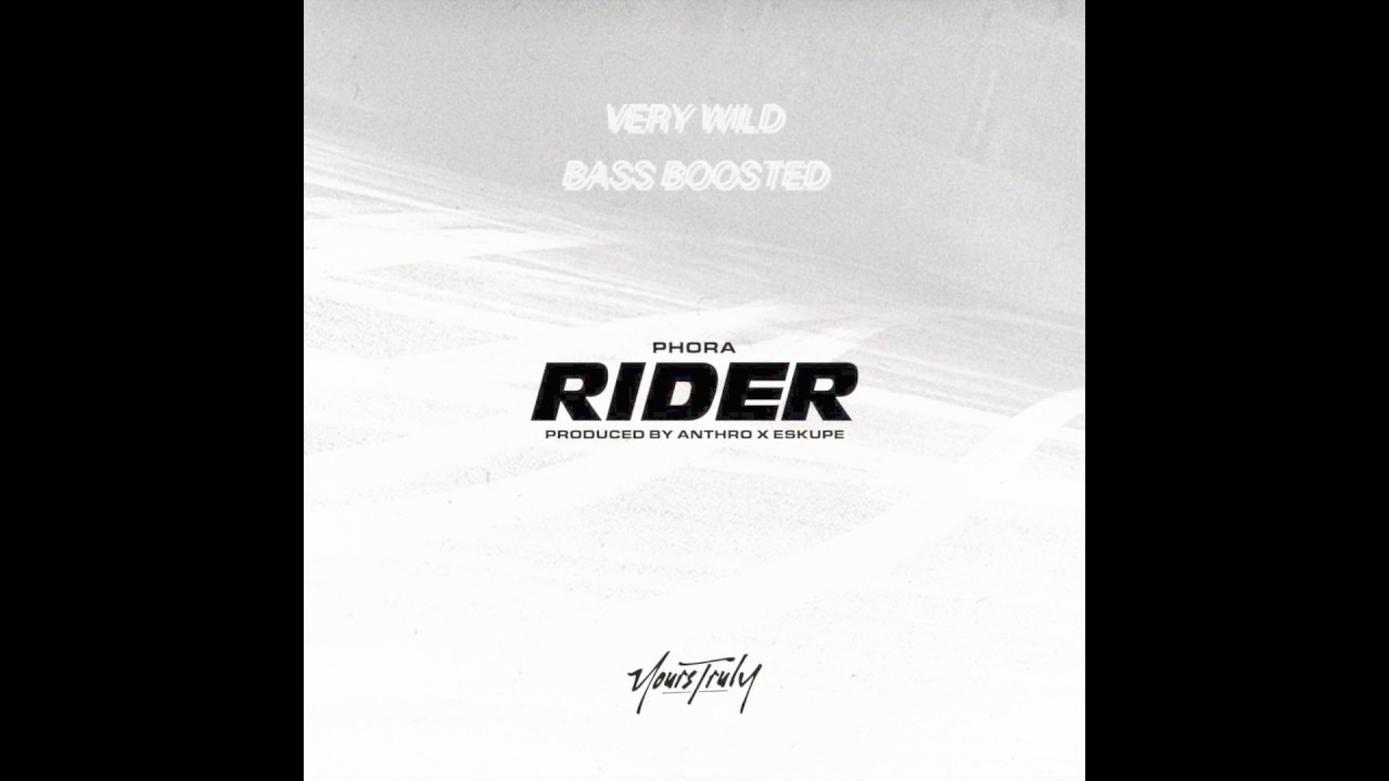 Download Phora - Rider (Bass Boosted)