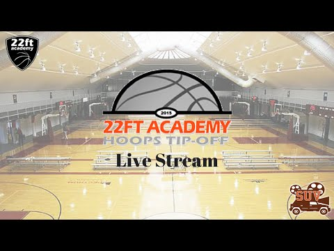 22ft. Academy Hoops Tip-Off: 22ft. Academy National vs. Evelyn Mack Academy
