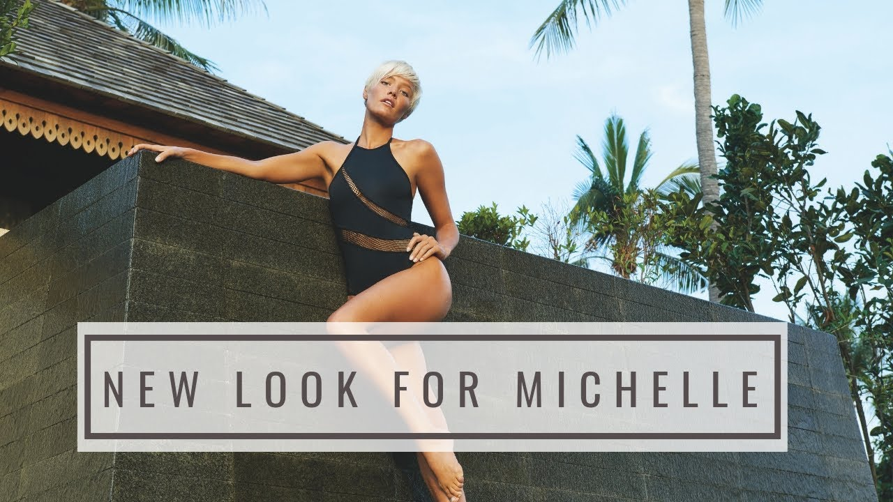 New Look for WS Model Michelle Forsyth