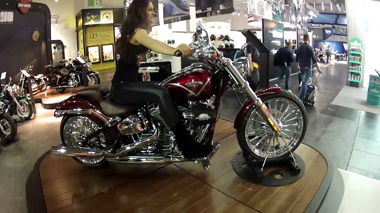 Harley davidson fxsbse cvo breakout 2013