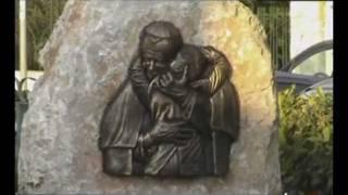 tg extra tv inaugurazione monumento al Papa Beato Giovanni Paolo II