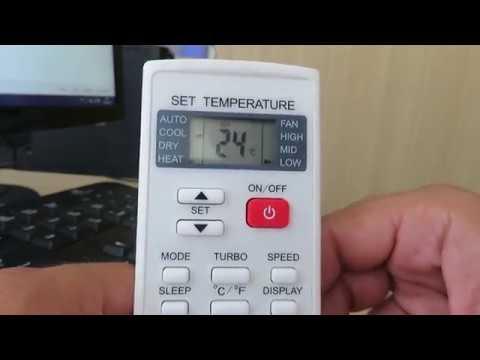 Control Remoto Del Aire Acondicionado No Funciona Comprueba
