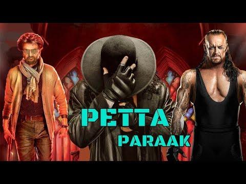 Petta Paraak - WWE The Undertaker | #Petta