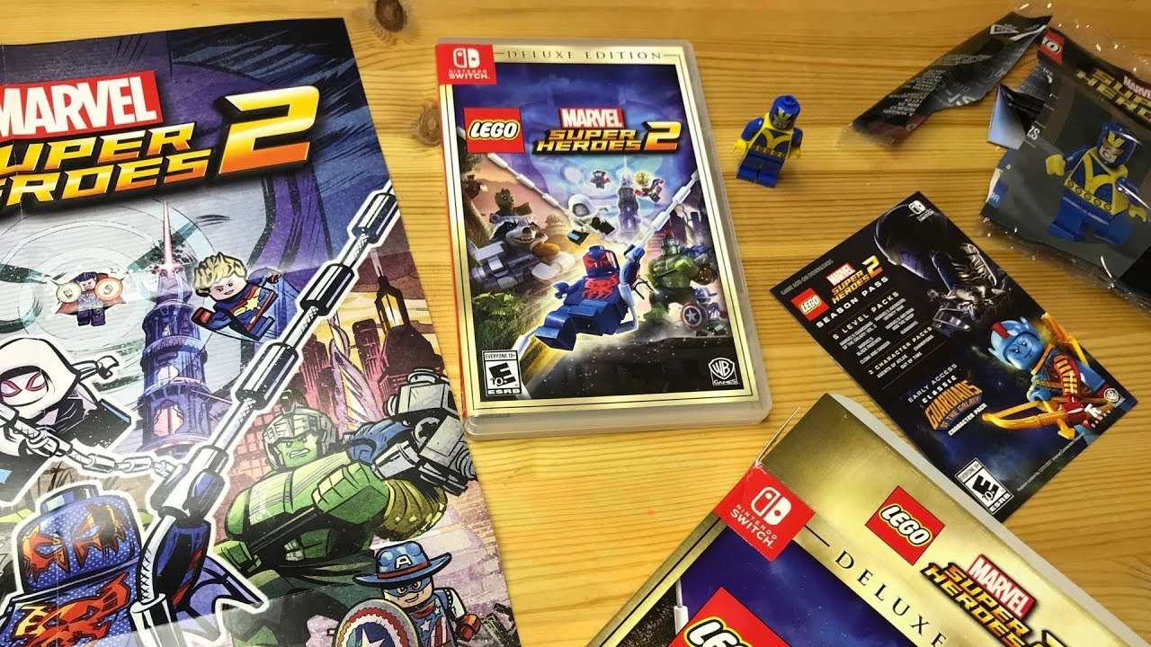 lego marvel superheroes 2 switch manual