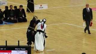 17WKC Korea vs Spain [大将/TAISHO]