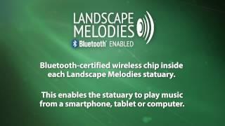 Landscape Melodies outdoor speaker statuary Thumbnail