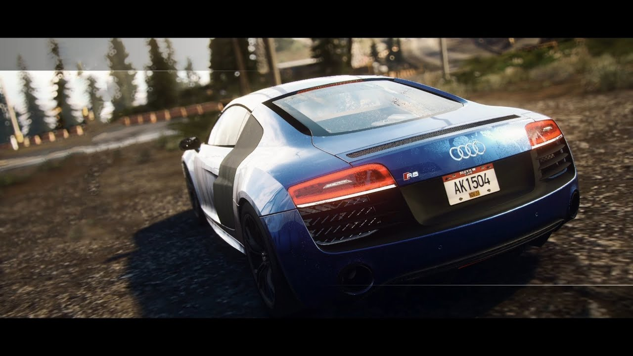 Need For Speed Rivals Pc Ultra Audi R8 V10 Gameplay
