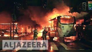 Violent protests greet Brazil labour laws overhaul