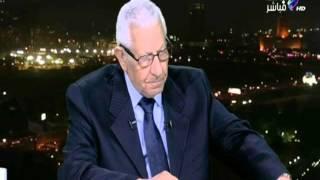 بالفيديو.. مكرم محمد أحمد لـ «وزير الداخلية»: اعرف مكانك الحقيقي.. ورجال الشرطة «خدامين» للشعب
