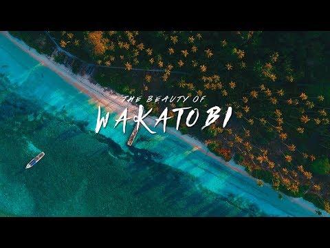 Keindahan Wakatobi Sulawesi Tenggara Indonesia