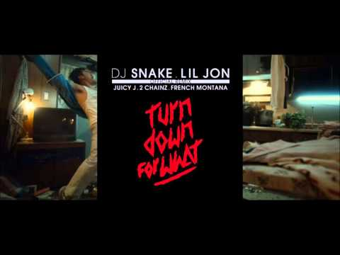 Lil Jon ft Juicy J,2 Chainz a French Montana - Turn Down For What (Remix)
