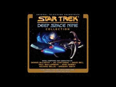 Star Trek - Deep Space Nine: Crossover. Musica: Dennis McCarthy