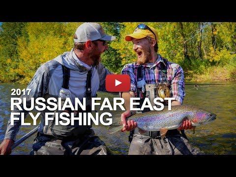 2017 Kamchatka Fly Fishing