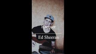 Video Happier  - Ed Sheeran ||| Markus Thienel Cover download MP3, 3GP, MP4, WEBM, AVI, FLV Maret 2018