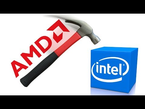 Why Intel is STRUGGLING Against AMD