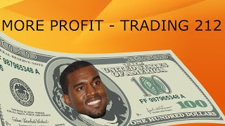 MORE PROFITS - Trading 212 Forex Trading #15