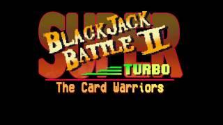 Super Blackjack Battle II Turbo Edition - The Card Warriors Announcement Trailer