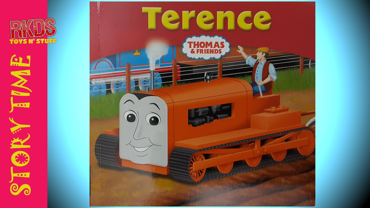 My Thomas Story Library Book 8 Terence Read Out Loud