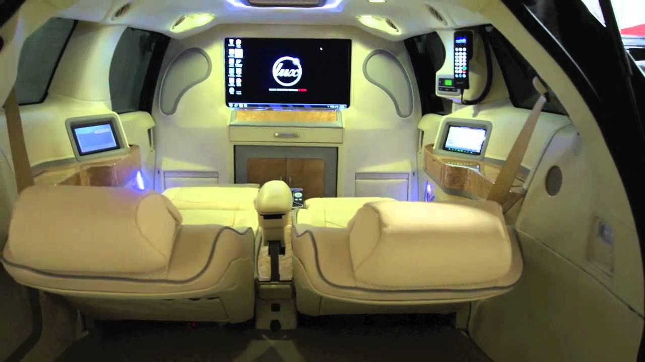 Toyota Sienna Mobile Office Youtube