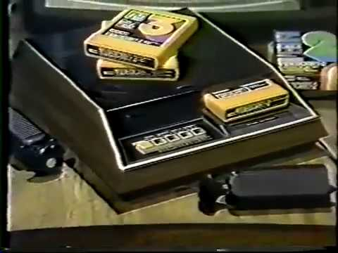Fairchild Channel F Commercial